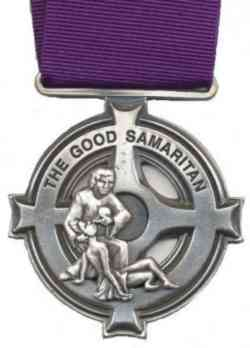 Good Samaritan Medal