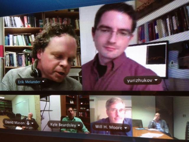 CC Virtual Workshop of Zhukov paper.
