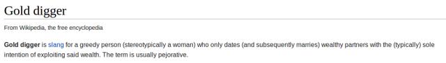 GoldDiggerWikipedia