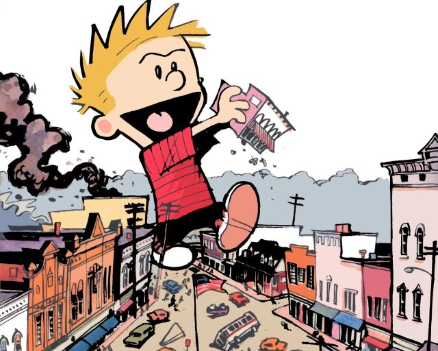 Source:  http://www.theverge.com/2014/10/8/6947215/calvin-and-hobbes-were-even-more-destructive-than-you-think